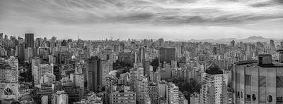 Série São Paulo - Panorâmica da Zona Oeste de São Paulo PB