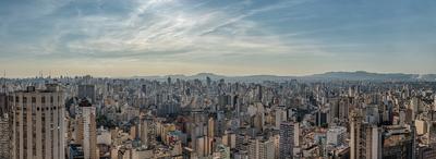Série São Paulo - Panorâmica da Zona Oeste de São Paulo 2