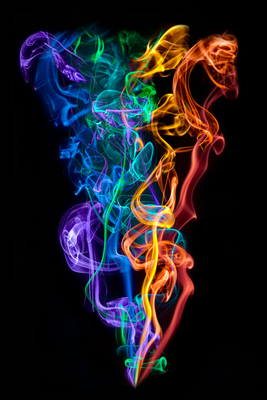 Série Smoke - Tudo junto e misturado