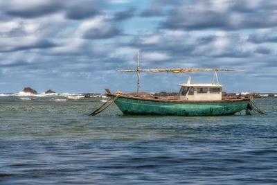 Séria Barcos - Sacrifício
