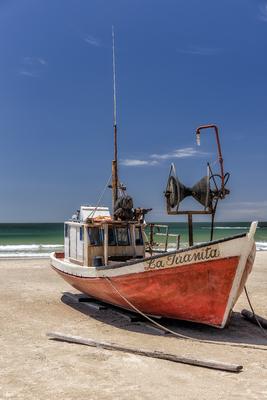 Série Barcos - La Juanita