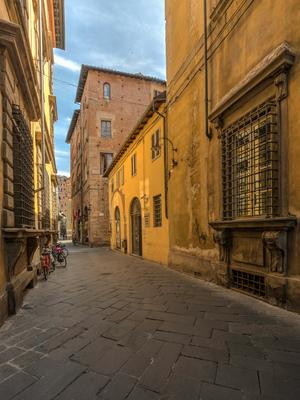 Série Toscana - Ruas de Lucca