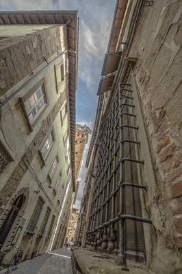 Série Toscana - Ruelas de Lucca