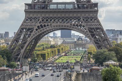 Série Paris - A Base