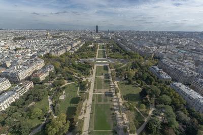 Série Paris - Campo de Marte