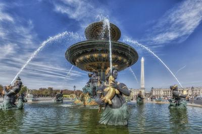 Série Paris - Place de La Concorde