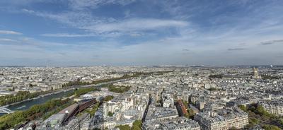 Série Paris - Vista da Torre