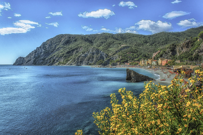 Série Cinque Terre - Monterosso Al Mare 1