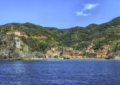 Série Cinque Terre - Monterosso Al Mare