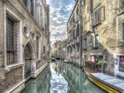 Série Veneza - Canais de Veneza II