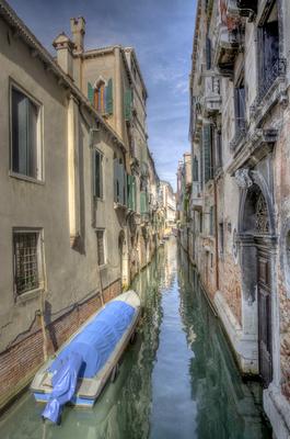 Série Veneza - Canais de Veneza IV