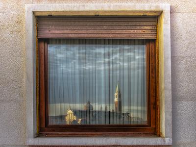 Série Veneza - Paisagem na Janela