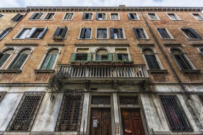 Série Veneza - Prédios Venezianos I