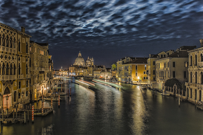 Série Veneza - Veneza à noite
