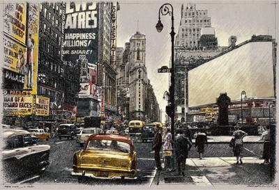 New York City, 1960 I