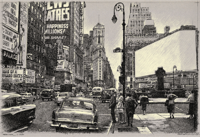 New York, 1960