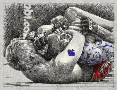 FIGHT IN - UFC