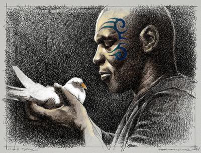 Obra Mike Tyson