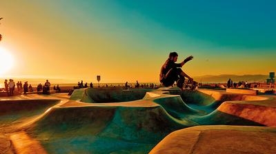 Skate in Venice