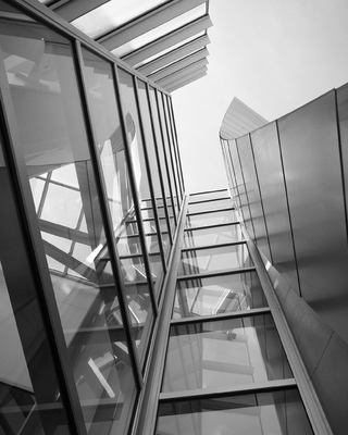 Walt Disney Concert Hall - Arquitetura