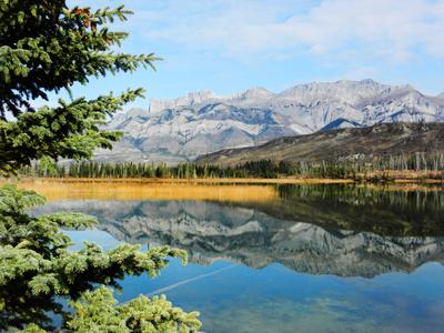 Talbot Lake - Jasper