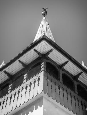canto do telhado