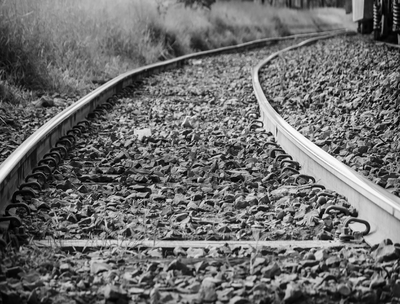 trilho de trem
