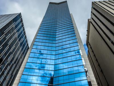 torre azul na paulista
