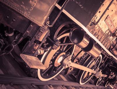 velha locomotiva