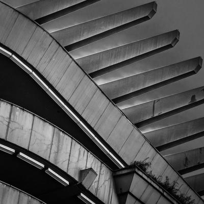espinha de concreto