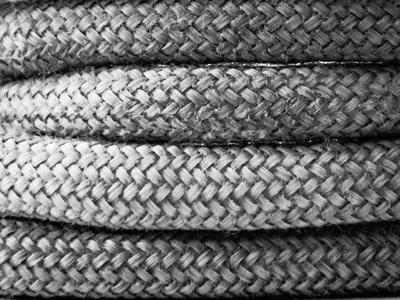 trançado de corda