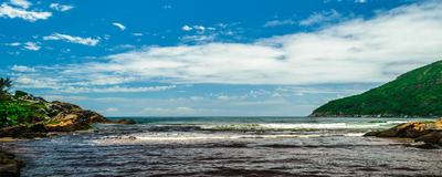 praia da armação-florianópolis