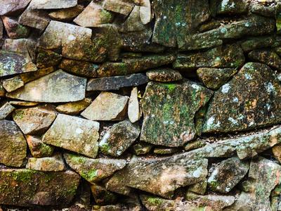 muro de pedra