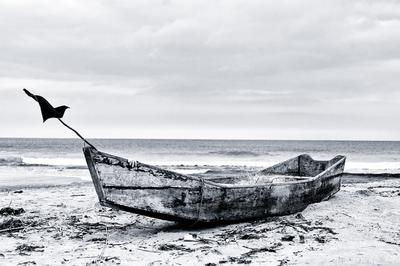 Barco de pescador