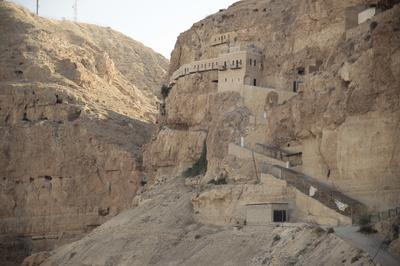 Monte das Tentações Israel