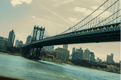 Manhattan bridge magno online quadros