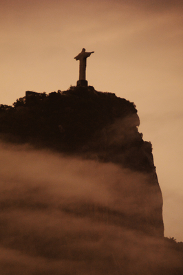 CRISTO REDEMPTOR NO RIO DE JANEIRO