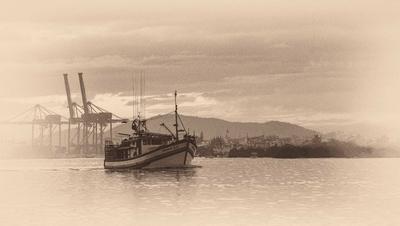 Vida de pescador