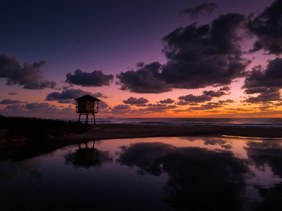 Praia Brava - Amanhecer 2