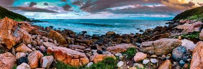 Praia Vermelha Panorama