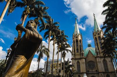Paisagem Urbana - Praça da Sé