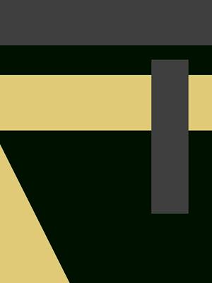 Geométrico Tons de Classe N°14 Artista Gloria Rimes