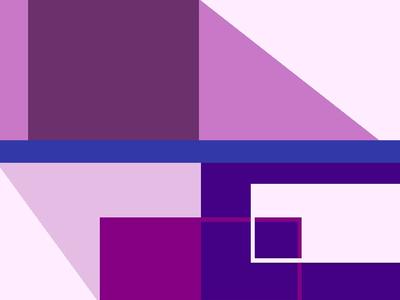 Geométrico Contemporâneo N°4 Artista Gloria Rimes