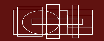 Geométrico Pensamento Positivo N°8 Artista Gloria Rimes
