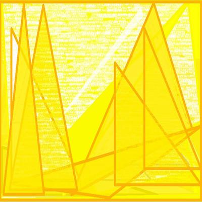 Geométrico Pensamento Positivo N°16 Artista Gloria Rimes