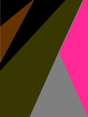 Geométrico EMOÇÕES N°4 Artista Gloria Rimes