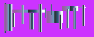 Geométrico EMOÇÕES N°13 Artista Gloria Rimes