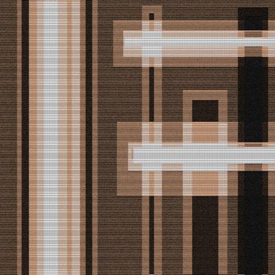Geométrico Obra  de  Arte N°7 Artista Gloria Rimes