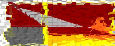 Geométrico Um Novo Horizonte 02 Artista Gloria Rimes