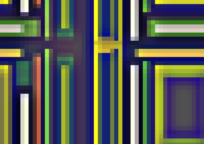 Geométrico Um Novo Horizonte 10 Artista Gloria Rimes